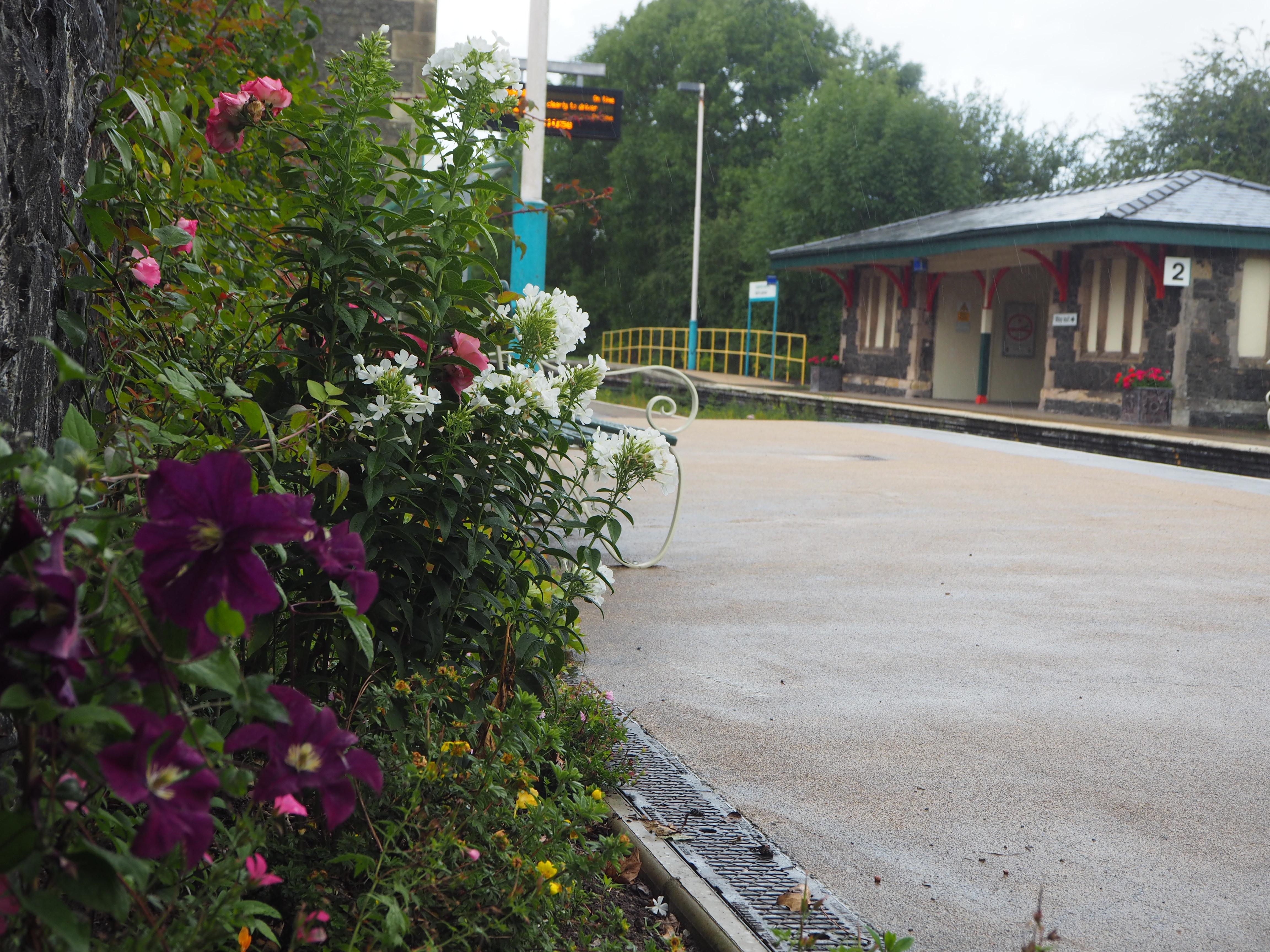 North Llanrwst Station, Conwy Valley Railway