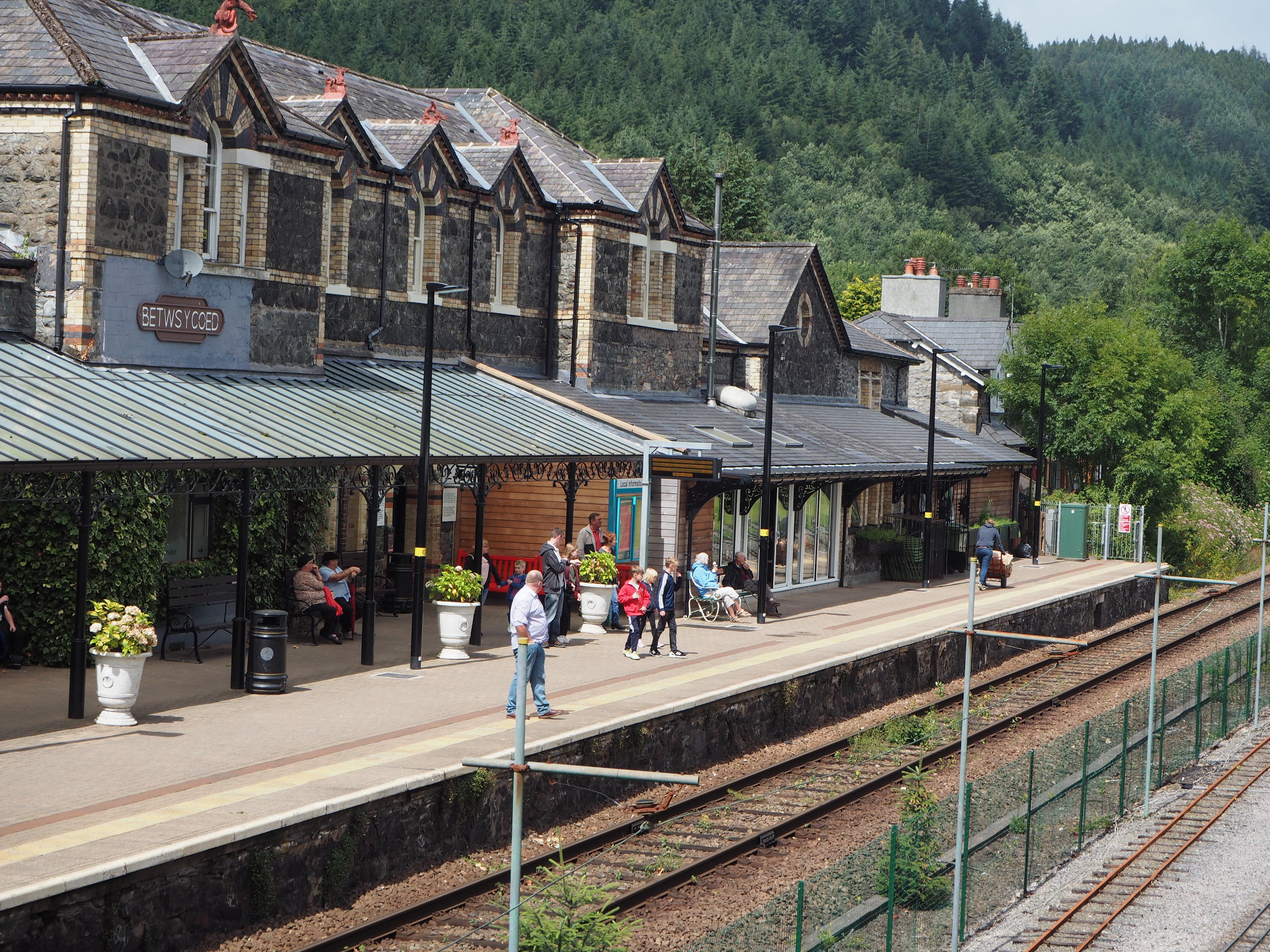 Betws y Coed Station, Conwy Valley Railway