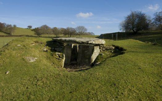 Capel Garmon Neolithic Tomb