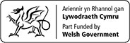 Part Funded by Welsh Government