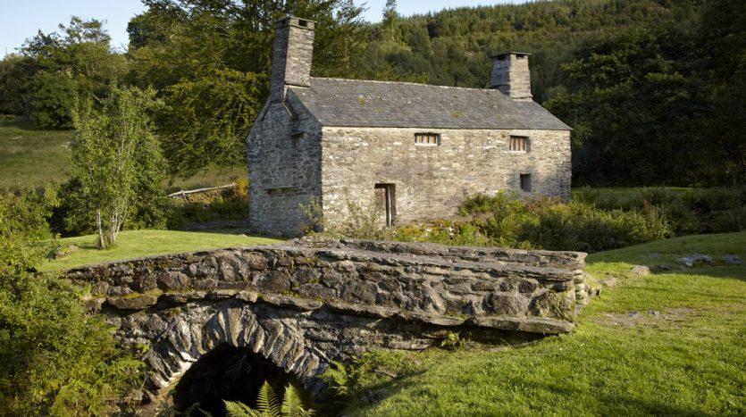 National Trust Ty Mawr Wybrnant